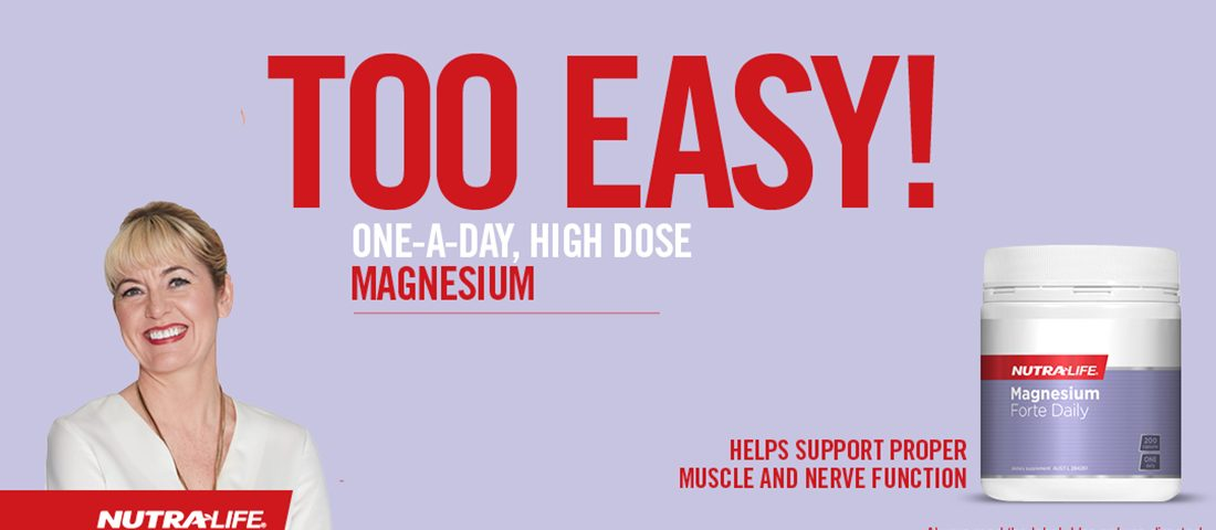3 reasons why magnesium is key to a healthy lifestyle